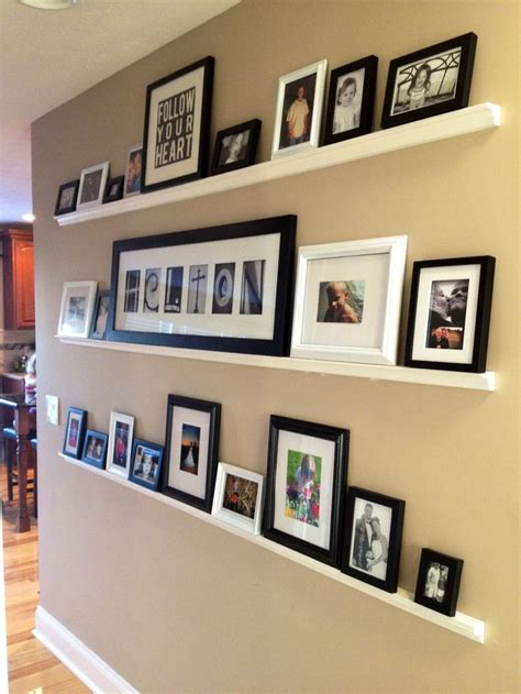 hanging pictures on walls without nails m 225 s de 1000 ideas sobre hanging pictures without nails en