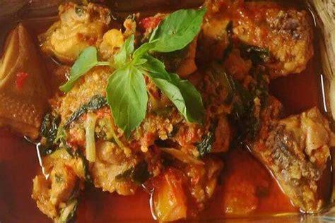cara membuat opor ayam dengan bumbu indofood resep ayam woku pedas dengan bumbu asli manado resep