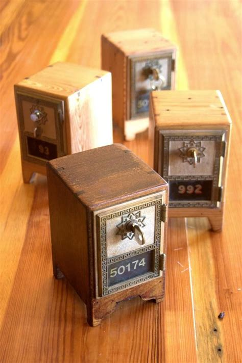 custom built postal door boxes small wood box small