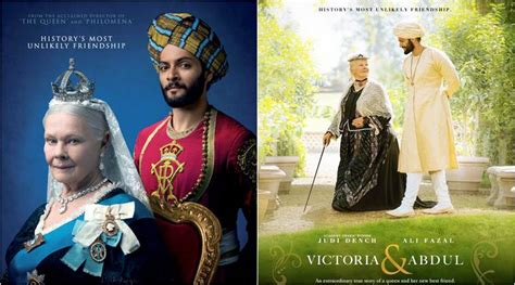 film queen victoria and abdul ashdoc s movie review victoria and abdul indian