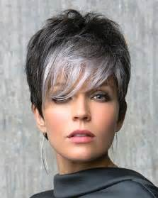 trendy gray hair styles silver and trendy gray hairstyles beautiful hairstyle