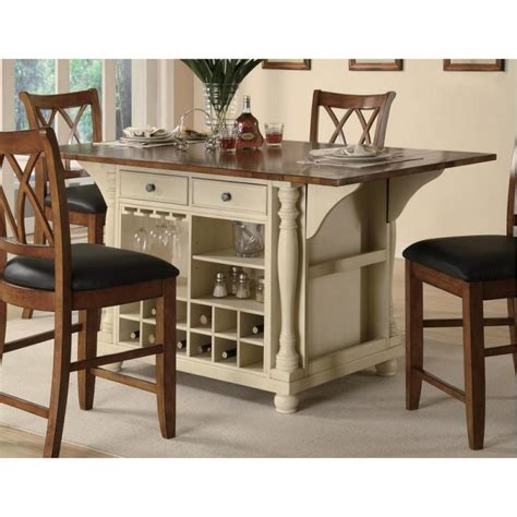 kitchen island with bar seating a creative mom kitchen island carts on wheels a creative mom