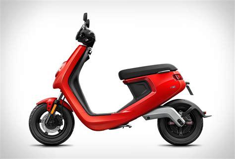 niu  elektrikli scooter teknolsun