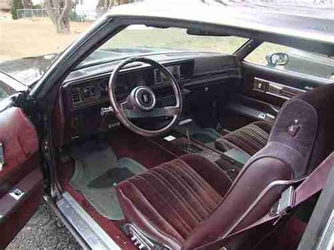 purchase used 1985 oldsmobile cutlass salon 442 coupe 2
