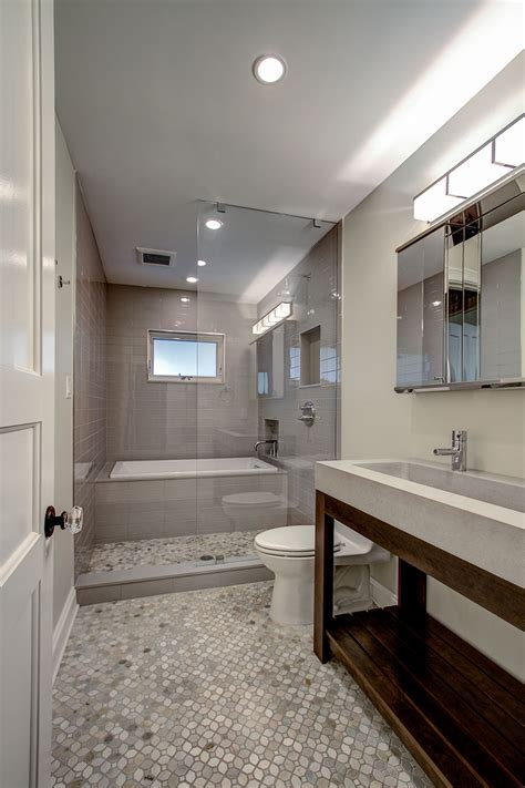 guest bathroom shower ideas guest bathroom with tub enclosed within glassed in shower