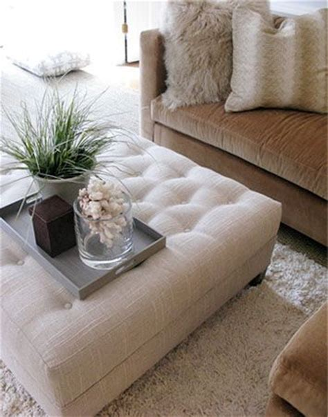 This Is What I Mean By An Otterman Coffee Table Ali You Where To Put Ottoman