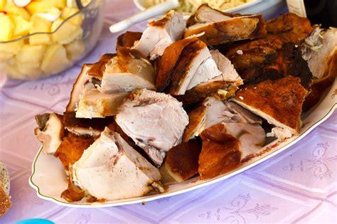 Le Cochon Grillé by Recettes Cochon De Lait Cuisine Madame Figaro