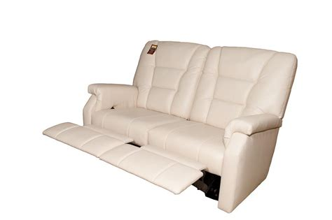 rv loveseat recliner superior loveseat recliner glastop marine furniture