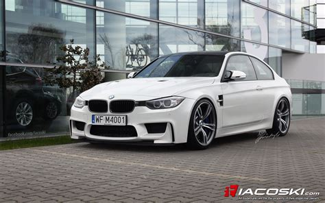 2014 bmw m4 coupe 2014 bmw f82 m4 coupe renderings autoevolution