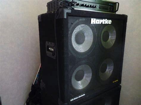 hartke 410xl bass hartke 410xl image 214270 audiofanzine