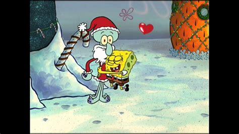 spongebob christmas song spongebob s