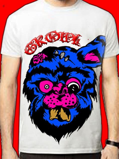 Tshirt Kaos Psycho jasa pembuatan kaos jacket atau logo