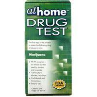 at home test marijuana by phamatech 1 test