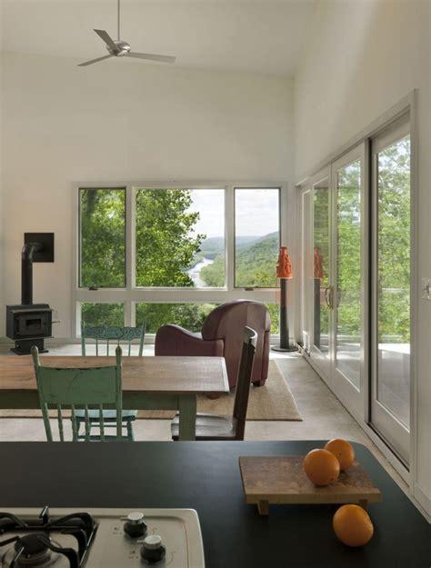 simple modern wood house comfortable atmosphere housebeauty