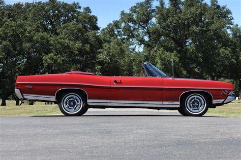 ford xl 1968 1968 ford galaxie 500 xl convertible 199895