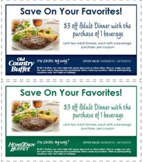 Hometown Buffet Gift Card 2016 - 1000 images about old country buffet coupons on pinterest buffet coupon and