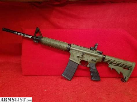 Mba 3 Stock On Ruger Ar 556 by Armslist For Sale Ruger Ar 556 Od Green Lipsey S