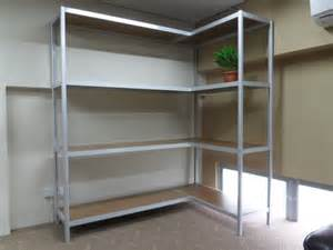 L With Shelf by Shelves Stunning L Shaped Storage Shelves L Shaped Wall