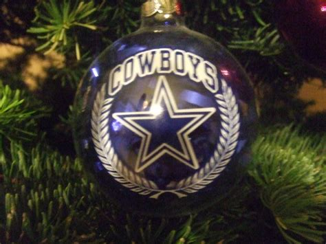 paw print diaries our christmas tree dallas cowboys
