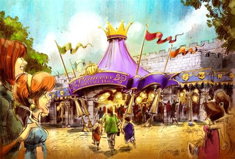 disney world welcomes new fantasyland attractions this new fantasyland a year of surprises all new disney spas
