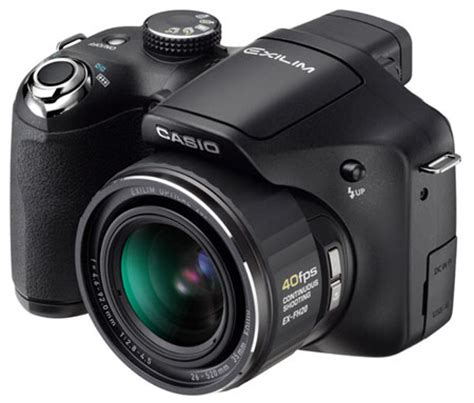 super fast hd camera from casio