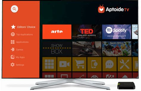 aptoide tv for ios android tv aptoide tv v3 1 1 free download
