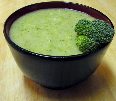 Broccoli Arugula Detox Soup by Cayenne Carob Detox Broccoli And Arugula Soup