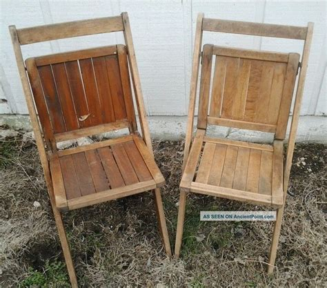 vintage wood folding chairs value vintage wooden folding chairs in modern home interior