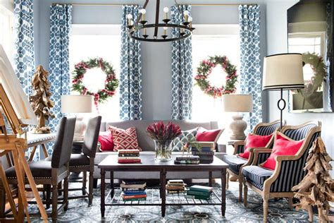 traditional christmas decorating ideas home ifresh design 14 easy traditional christmas decorating ideas hgtv