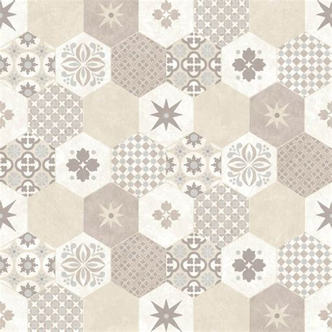 Wallpaper Patchwork - modern wallpaper patchwork tiles muriva l4050 murivamuriva