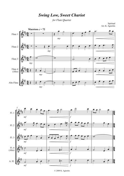 swing acapella download swing low sweet chariot a jazz arrangement