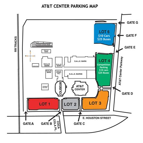 att center seating map att center san antonio tickets schedule seating chart