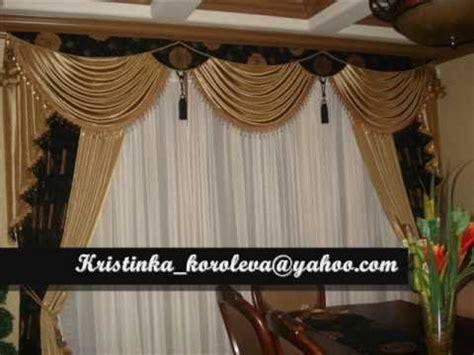 curtain making beautiful curtain making by kristina koroleva youtube