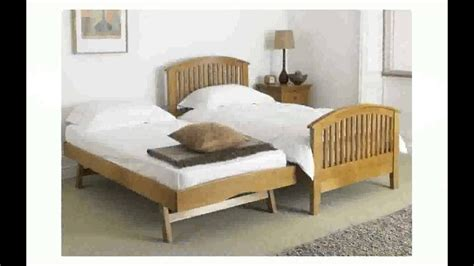 trundle pop up bed frame thimborada