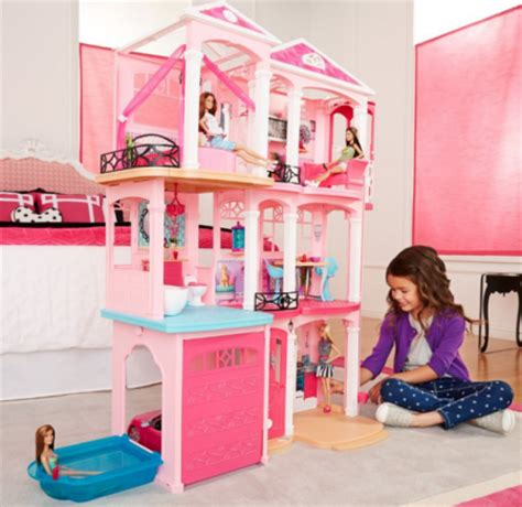 toys r us barbie dream house hot 117 49 reg 170 barbie dream house free shipping