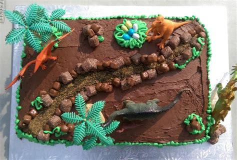 easy dinosaur cake birthday party ideas  kids  pinspire