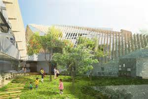 Farmhouse Design Plans Kengo Kuma Reveals Plans To Update Tokyo Hospital With A