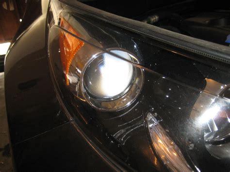 Kia Sportage Headlight Replacement Kia Sportage Headlight Bulbs Replacement Guide 002