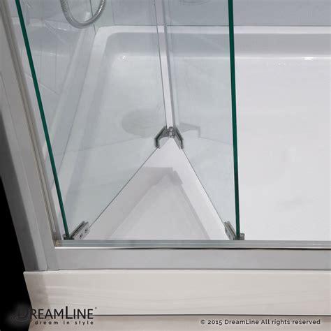Butterfly Shower Door Butterfly Bi Fold Shower Door Base Backwall Kits