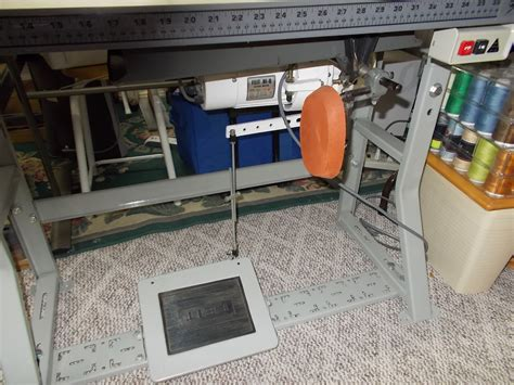 Sewing Upholstery By by Pfaff 545 H4 Upholstery Machine Catcher Quilting