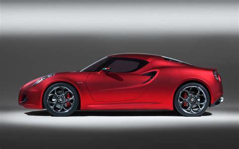 Alfa Romeo Usa 4c by 2014 Alfa Romeo 4c Coupe Usa Top Auto Magazine