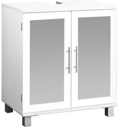 wastafelonderkast met wastafel bol wastafelonderkast met 2 deuren met matglas