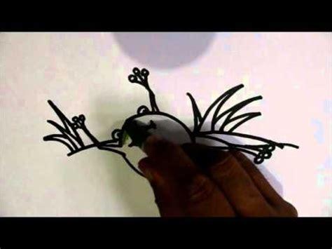 tutorial menggambar katak 17 best images about cara menggambar untuk anak anak on