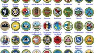 names of all eagle scouts boyscout badge chart search garden