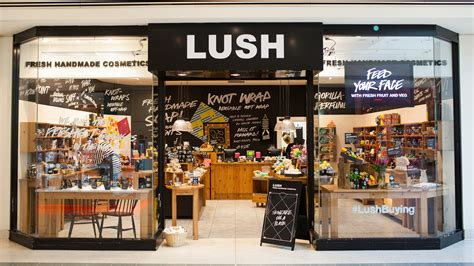 Handmade Cosmetics Uk - lush uk