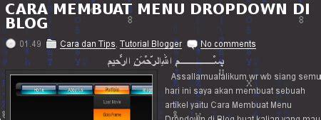 bismillah welcome to my blog cara membuat tulisan klik cara membuat tulisan bismillah di atas postingan cara