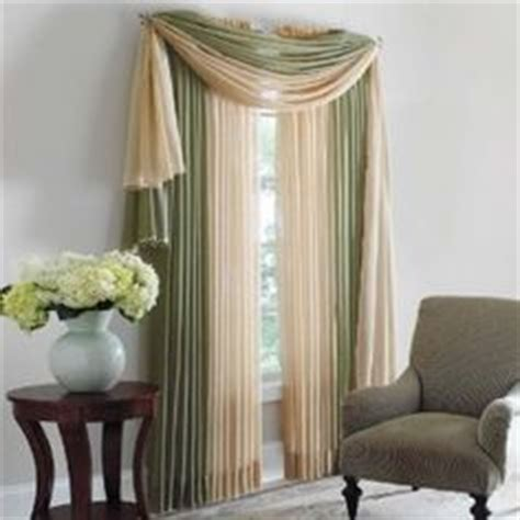 ways to hang scarf curtains 1000 images about ways to hang curtains on pinterest