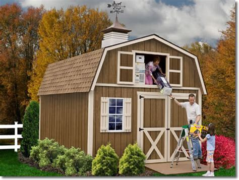 millcreek 12 wide shed kit