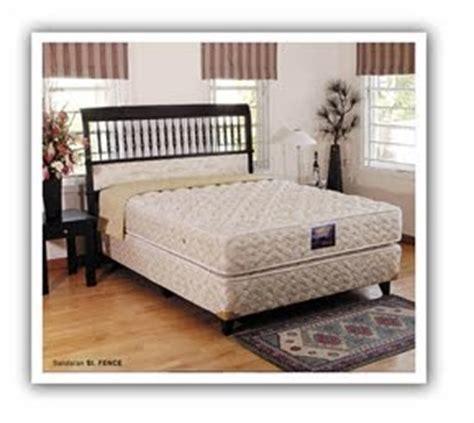 daftar harga kasur bed uniland murah terbaru juni