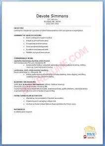 New Grad Resume Exles by Curriculum Vitae Vs Resume 171 Nomaejo